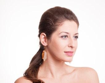 Leaf earing