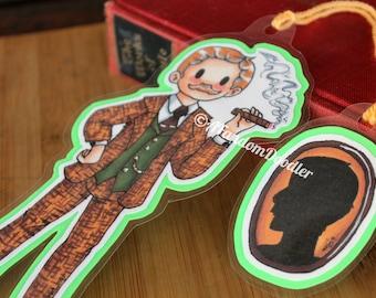 Victorian Watson (BBC Sherlock) Bookmark