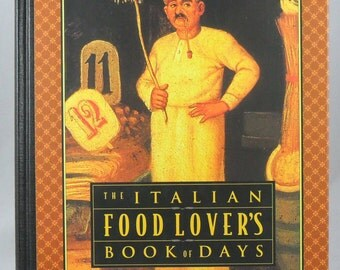 Italian Food Lover's Book of Days