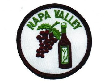 Napa Valley Wine Patch