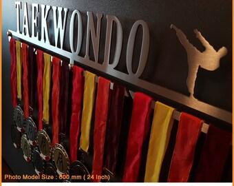 TAEKWONDO | Medal Holder, Medal Hangers, Medals, medals, Medal Display Holder