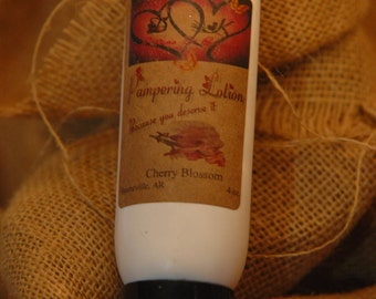 DK Pampering Lotion