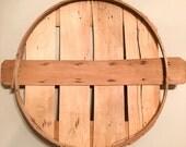Bushel Basket Top