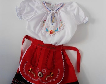Typical Portuguese Costume for children