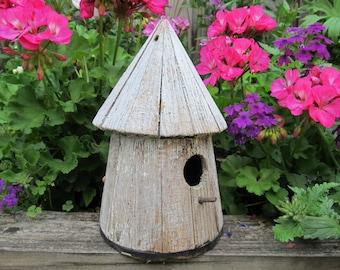 Bird House, Wren House, Sparrow Bird House, Wooden Bird House