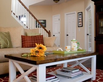 Ashmore Farmhouse Coffee Table