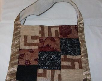 Reusable Shopping Bag, Market Bag, Grocery Bag, Indian, Tapestry, Tote Bag 4
