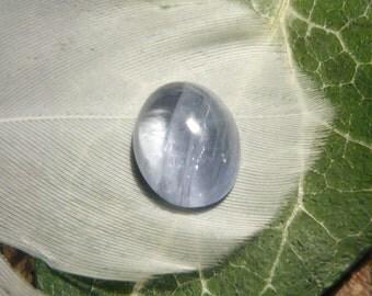 Sapphire Cabochon, 3,90ct Tanzanian Umba Sapphire