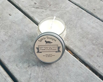 Fresh Cut Grass Soy Candle | Natural, Summer, Scented Candles, Refreshing, Light, Hostess, Gift Ideas, Wedding, Favors, Baby Shower