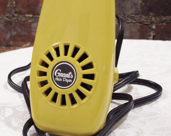 "1960's ""Grants"" Hair Dryer"