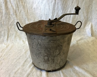 Antique Landers Frary & Clark Universal #4 Bread Maker Dough Mixer
