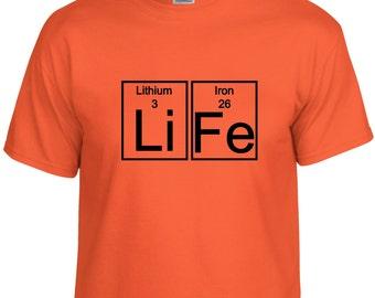 Life Science Nerd Humor tshirt