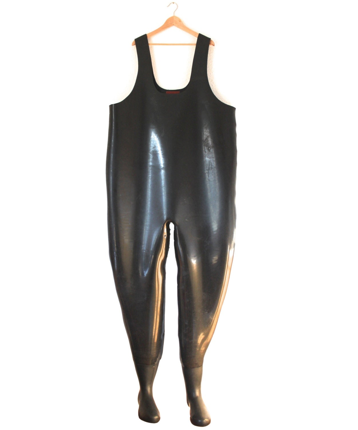 Heavy Rubber Dungarees Chest Waders Made From 15 Mm Extra