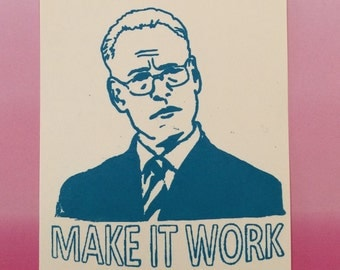 Tim Gunn: MAKE IT WORK