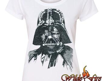 Women's Darth Vader T Shirt (Star Wars)