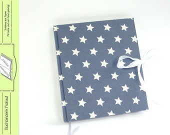 Diary note book star