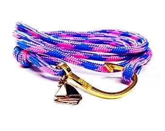 Rachael Rudder preppy bracelet