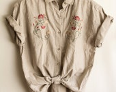 Field Trip | Vintage embroidered shirt
