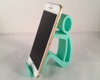 Stickman Phone/Tablet Stand 3D Printed