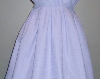 Vintage 1950's Full Skirt Swing / Tea Dress UK 10 - 12