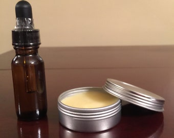 Subject1 Beard Oil
