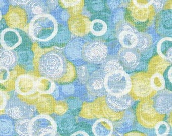 P & B _ 1 yd - Flynn in blue and yellow