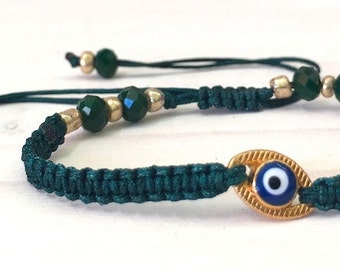 Bracelet evil eye