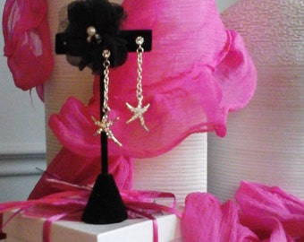 Earrings star 1