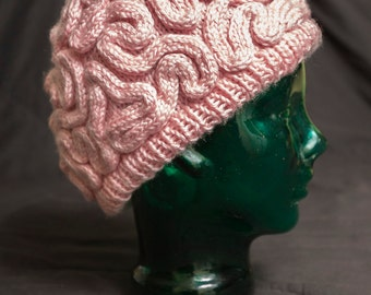 Cool Brain Hat * MADE TO ORDER*