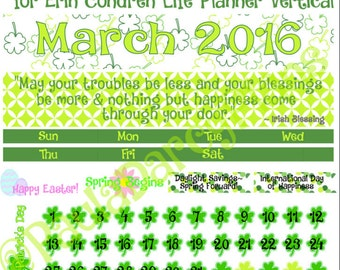 March 2016 MONTHLY KIT - ECLP
