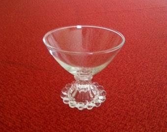 Vintage Anchor Hocking Berwick Boopie Sherbet Glasses Goblets