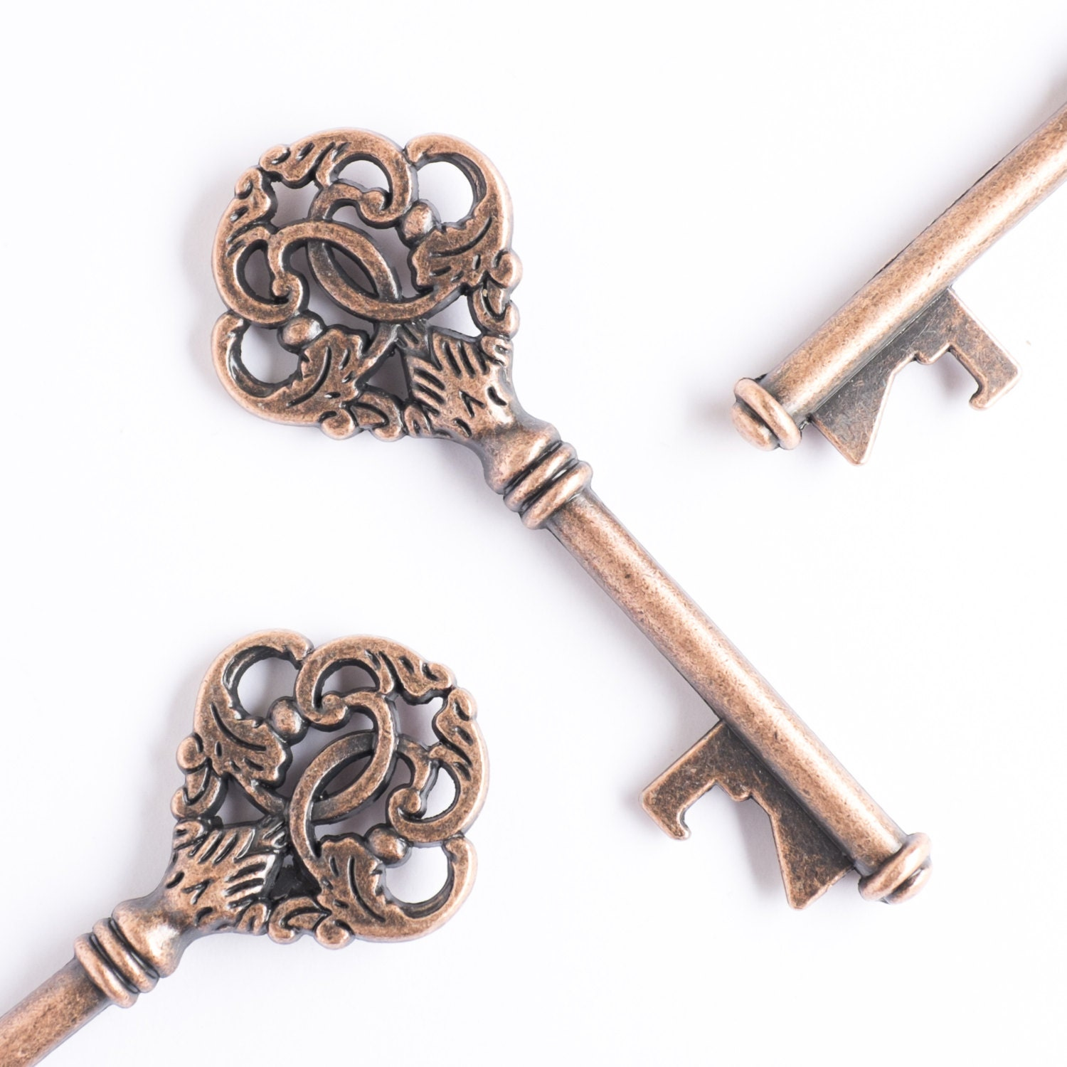 50 vintage skeleton key bottle openers wedding decorations. Black Bedroom Furniture Sets. Home Design Ideas