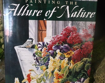 Painting the Allure of Nature -  Watercolor Painting Book