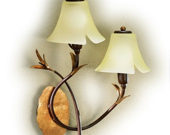 Beachy sconce Etsy