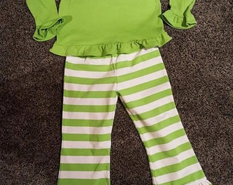 Toddler girls birthday outfit