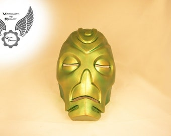 Incredible Dragon Priest mask from Skyrim for cosplay or gift