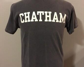 Vintage Chatham University T-Shirt, Size:  Medium