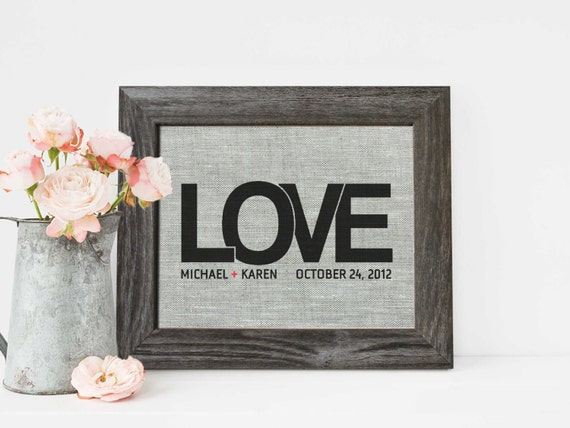 Mens Wedding Anniversary Gift Ideas: Items Similar To 4th Anniversary Gift For Men, Fourth