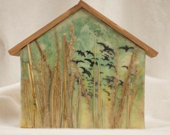 Little Houses: Big Prairie Sky