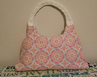 Colorful purse handbag tote