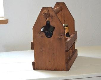 Beer bottle box