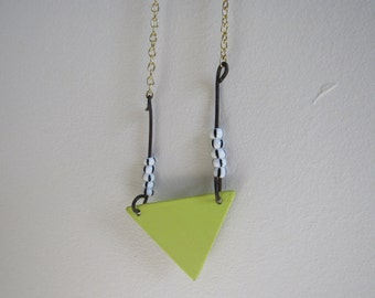 Geometric Metals Necklace