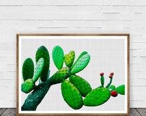Cactus Print, Cacti Print, Cactus Art, Watercolor Cactus, Plant Print, Cactus Photo, Cactus Wall Decor, Succulent Print, Cactus Plant Print