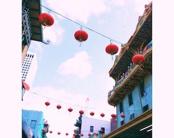 Chinatown Lanterns San Francisco