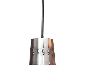 Hand Crafted Industrial Hanging Pendant Light