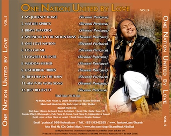One Nation United by Love CD