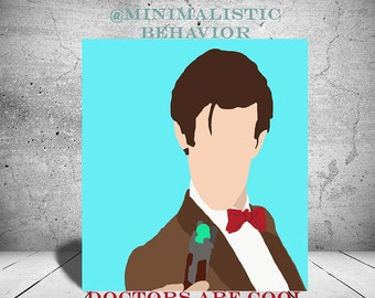 Doctor Who Minimalist 2