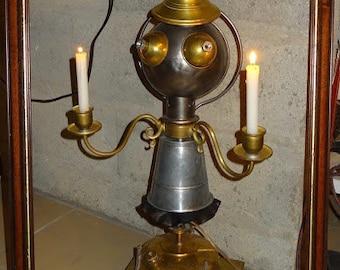 Stiffel Brass Table Lamp 30 Vintage Stiffel Candlestick