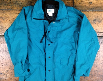 90s | REI GoreTex Jacket | Made in USA