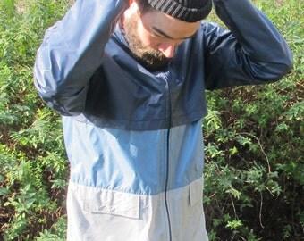 Nordic Hooded Windbreaker